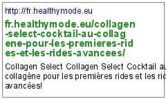 http://fr.healthymode.eu/collagen-select-cocktail-au-collagene-pour-les-premieres-rides-et-les-rides-avancees/